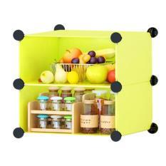 Tủ kệ đựng đồ nhà bếp tiện dụng nhiều chức năng Tâm house