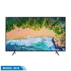 Giá Smart TV Samsung 55inch 4K Ultra HD – Model UA55NU7100KXXV (Đen) – Hãng phân phối chính thức Tại Samsung