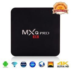 TV Box MXQ 4K Pro (1Gb) Tích hợp FPT Play – Giá rẻ (Bán chạy) – Biến TV thường thành Smart TV