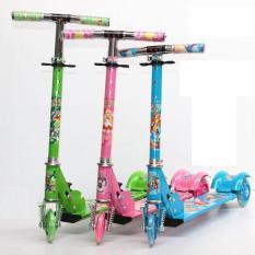 Xe trượt Scooter cho bé trai và gái B02