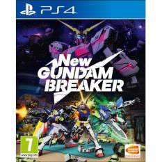 Đĩa Game PS4 – New Gundam Breaker