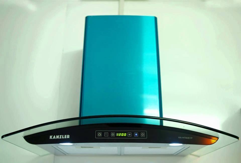 Hút mùi kính cong cao cấp Kanzler KA-H700G