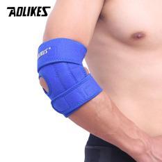Đai cuốn bảo vệ khuỷu tay thể dục thể thao Aolikes AL7946 (1 đôi)