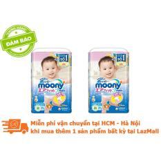 Bộ 2 tã quần Moony M58