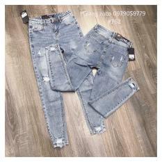 quần jean nữ 1044.M2 (CÓ HÌNH THẬT )