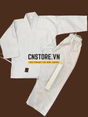 Quần Áo Võ – Võ Phục Aikido / Judo / Karate Vải Kaki Dày (Đủ Size Từ 100-180cm)