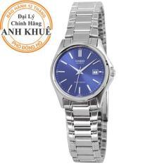 Đồng hồ nữ dây kim loại Casio Anh Khuê LTP-1183A-2ADF