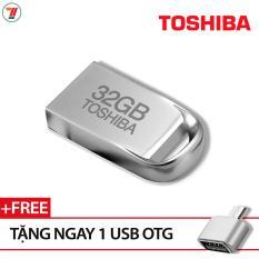 USB Toshiba 32GB siêu nhỏ tiện lợi