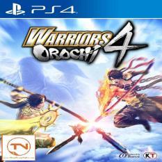 Đĩa Game PS4 – Warriors Orochi 4