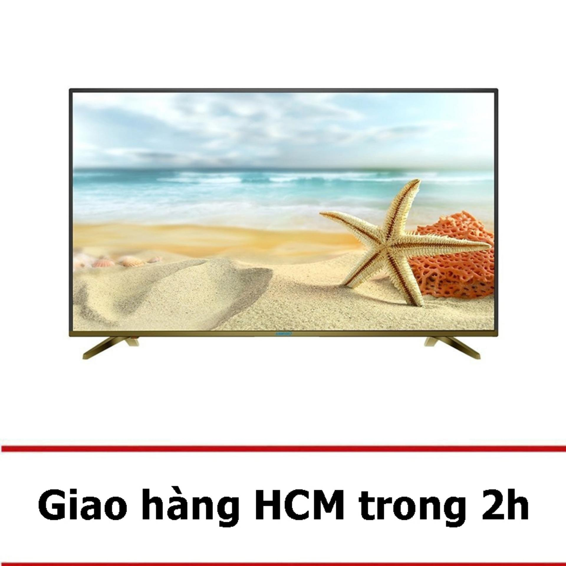 Tivi LED Asanzo 50 inch Full HD – Model 50E890 (Đen)