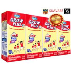 Thùng 48 hộp sữa bột pha sẵn Vinamilk Dielac Grow Plus 180ml