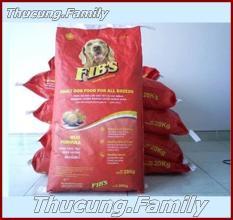 Bao thức ăn hạt cho CHÓ trưởng thành FIBs. bao 20kg