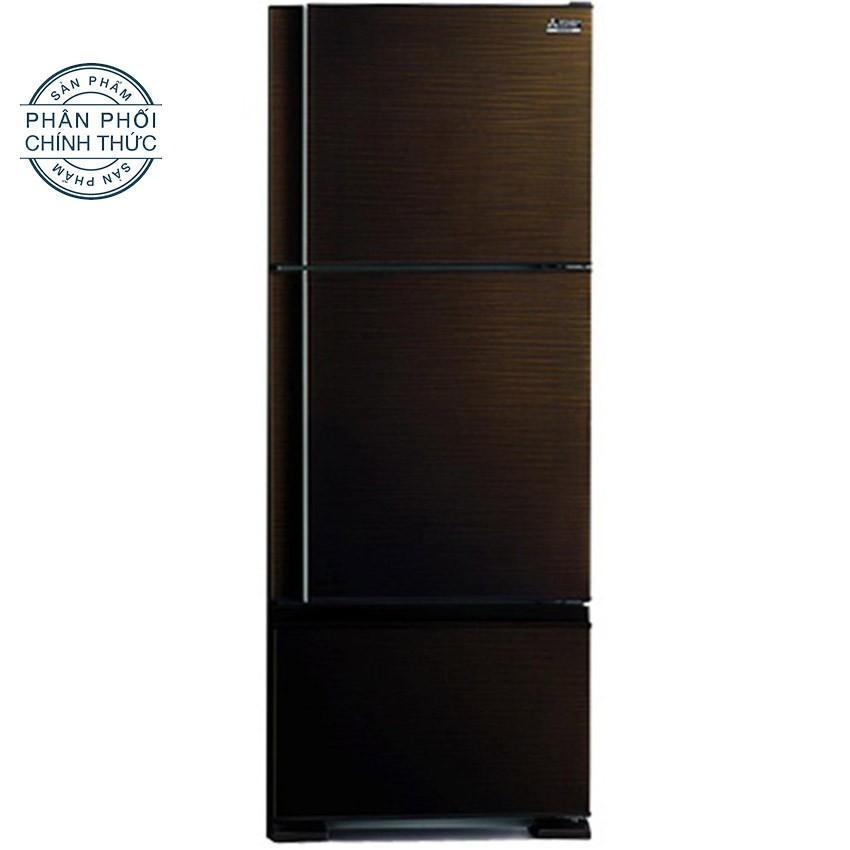 Tủ lạnh Inverter Mitsubishi Electric MR-V50EH-BRW 414 lít (Nâu)