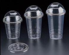 50 Ly (cốc) nhựa cứng dùng 1 lần, có nắp