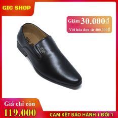 Giày tây nam giá rẻ – Giày tây công sở – S88 (Đen)