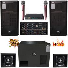 Bộ dàn âm thanh 4 tấc karaoke và nghe nhạc gia đình KPS – 9900 (CAO CẤP)