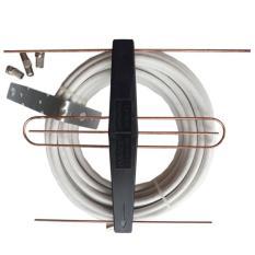 Bộ Anten có mạch khuếch đại+15m dây đồng trục+jack nối anten