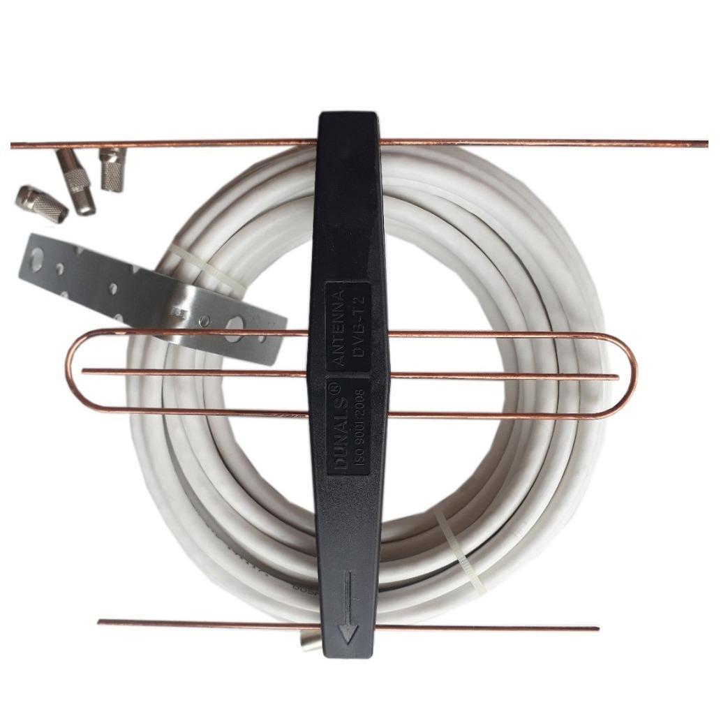 Giá Bộ Anten có mạch khuếch đại+15m dây đồng trục+jack nối anten