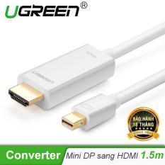 Cáp chuyển đổi mini DisplayPort sang HDMI Dài 1.5M UGREEN MD101 – Hãng phân phối chính thức