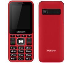 ĐTDĐ Masstel iZi 206 – Pin bền, Loa to -Hãng phân phối chính thức