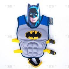Phao bơi trẻ em, áo phao bơi BATMAN (Bé từ 2 – 10 tuổi), chất liệu tiêu chuẩn EU cao cấp – BlingBling