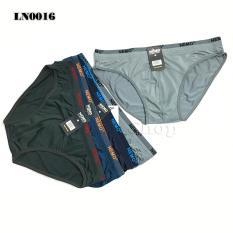 Hộp 05 quần lót tam giác nam Nemo Thun lạnh cao cấp