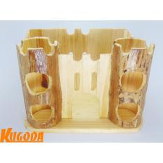 Lâu đài ống lớn cho hamster kugoda – kgd0221