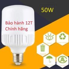 Bóng Đèn LED bulb 50W E27 công suất lớn (Ánh sáng trắng)