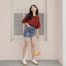 Áo Kiểu Nữ Thời Trang Hàn Quốc-AV1