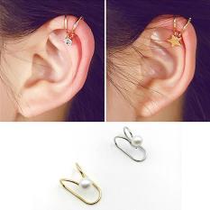 Bông tai kiểu kẹp vành tai – BT4