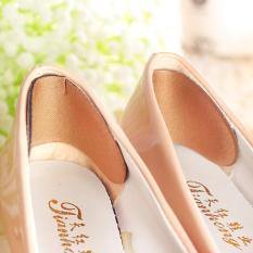 Bộ 1 Cặp Lót Giày Nữ (Lót Gót Vải)