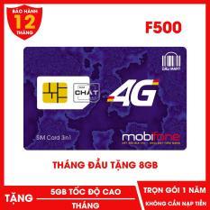 Đánh giá SIM Trọn Gói 1 Năm 4G Mobifone F500 Tặng 4GB/Tháng Tại Dâu Mart