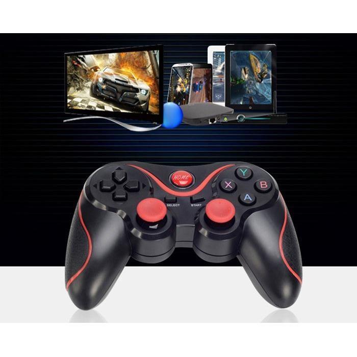 Tay cầm chơi game bluetooth/tay cầm chơi game Liên Quân Mobile (Đen)