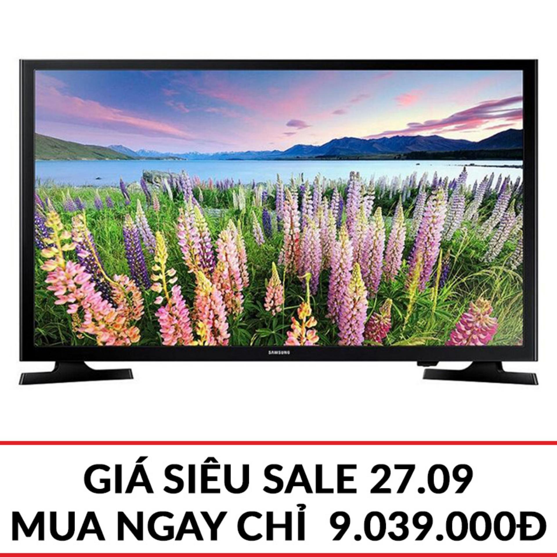 Mua Smart TV Samsung 49inch Full HD – Model UA49J5250AKXXV (Đen) – Hãng phân phối chính thức Tại Samsung