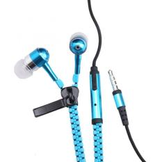 Tai nghe Cao cấp Zipper – CÓ MÍC (Khóa kéo chống rối)