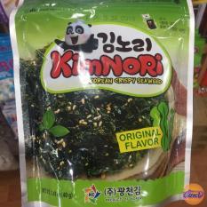 Tảo biển trộn cơm, ăn liền- VỊ TRUYỀN THỐNG 40g Nhập khẩu 100% Hàn Quốc KIMNORI