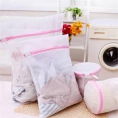 Combo 2 túi lưới giặt quần áo 50*60cm