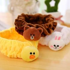 Băng đô hình thú Hàn Quốc siêu cute (Thỏ ngố)
