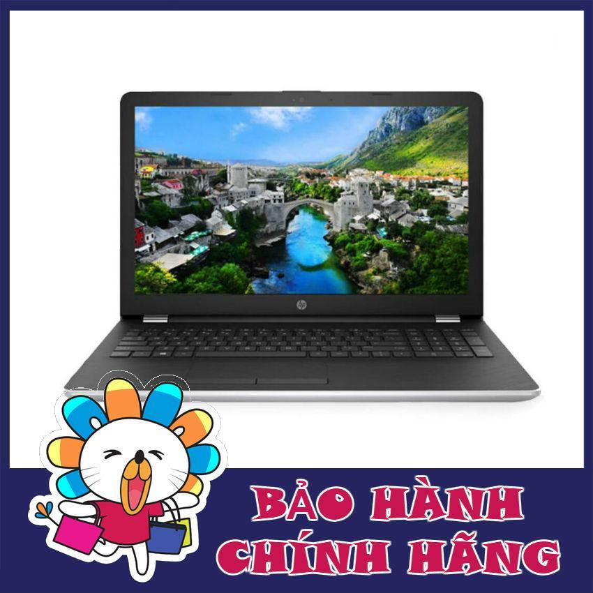 Laptop Hp 15-da0033TX 4ME73PA I5-8250U, 4Gb, 1Tb, 15.6, VGA 2Gb, Win 10 (Bạc) - Hãng phân phối chính thức