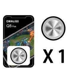 Nút bấm chơi game liên quân game PUBG điều hướng chuyển động Q8 Plus – Đen