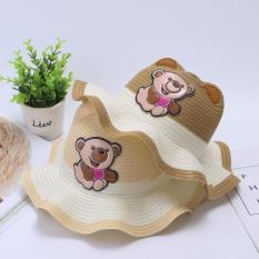 Mũ cho bé hình gấu