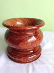 Bát nhang gỗ hương cỡ trung hàng cao cấp