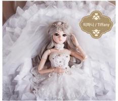Búp bê công chúa cổ tích Kilig có khớp BJD xinh xinh