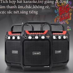 Am Thanh Karaoke Hay,Mua Ngay Loa K99 Bluetooth Cao Cấp Âm Thanh Trong Nhập Khẩu Thế Hệ Mới,Nhạc Sắc Nét,Hát Cực Hay,Bh Uy Tín 12T Đổi Mới.(Sale-50%) Mẫu 8430