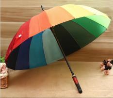 Ô dù che mưa nắng gấp thu gọn (nhiều màu)