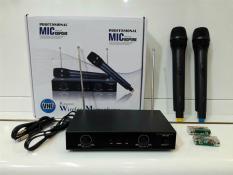 Micro không dây WR -208.