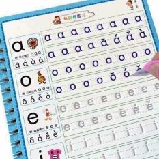 Bộ 3 Vở tập tô, tập viết cho bé – Kèm 3 bút và 9 Ngòi