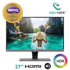 Màn hình máy tính BenQ EW277HDR 27 inch 27″ HDR chuẩn dành xem phim, chơi Game PS4, PS4 Pro đỉnh và giải trí xem phim Netflix