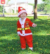 Bộ đồ Noel mừng giáng sinh cho bé trai ( 4 Tuổi ) Kmdeal