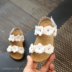 Sandal quai hoa Bé Gái – Dép quai hoa cho bé gái